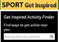 BBC Sport Finder logo