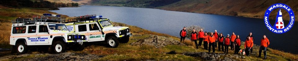 Wasdale Mountain Rescue squad